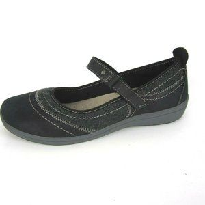Easy Spirit Lownsdale Mary Jane 10 Wide Black EUC